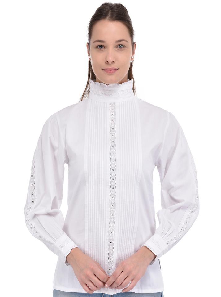 1eb018bc211e White Blouses   Womens Blouses   Cotton Lane   COTTON LANE